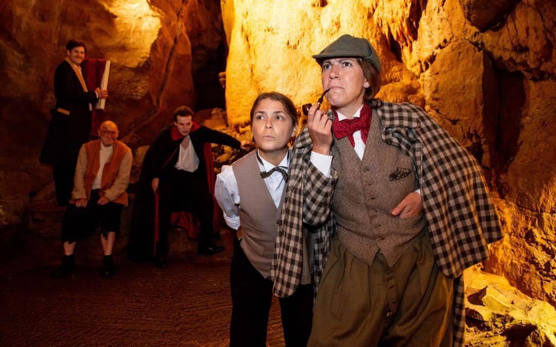 Halloween at Cheddar Gorge & Caves