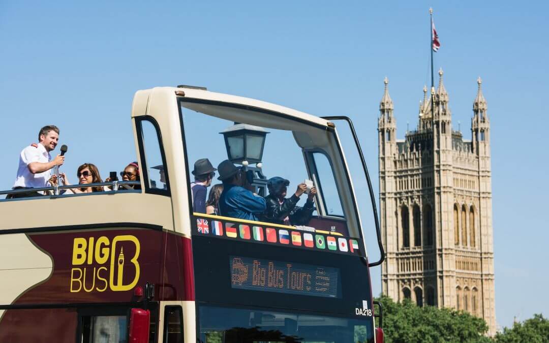 Global deal for Big Bus Tours