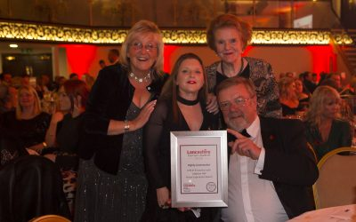 Top award for Leighton Hall