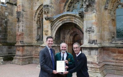Rosslyn Chapel awarded 'Coach Friendly' status