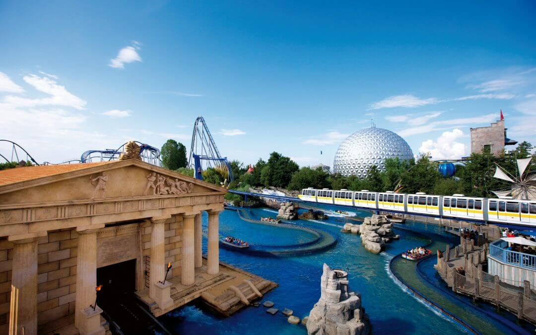 Galactic fun in Germany's largest theme park