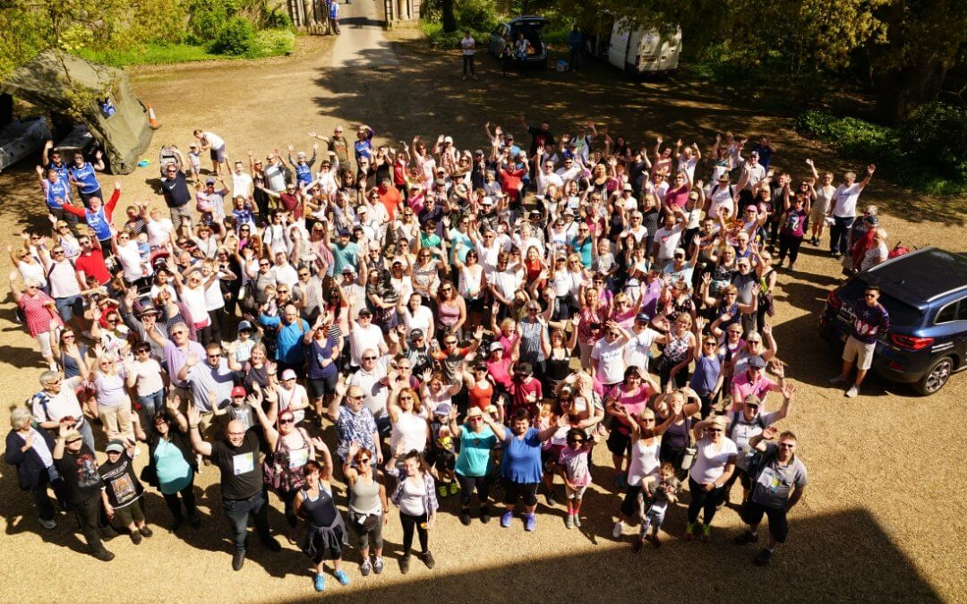 Walk to Remember loved ones and raise funds for Sue Ryder Thorpe Hall Hospice