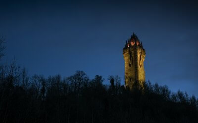 Visit the new-look National Wallace Monument