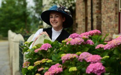 Meet Beamish's Tourism Superstar