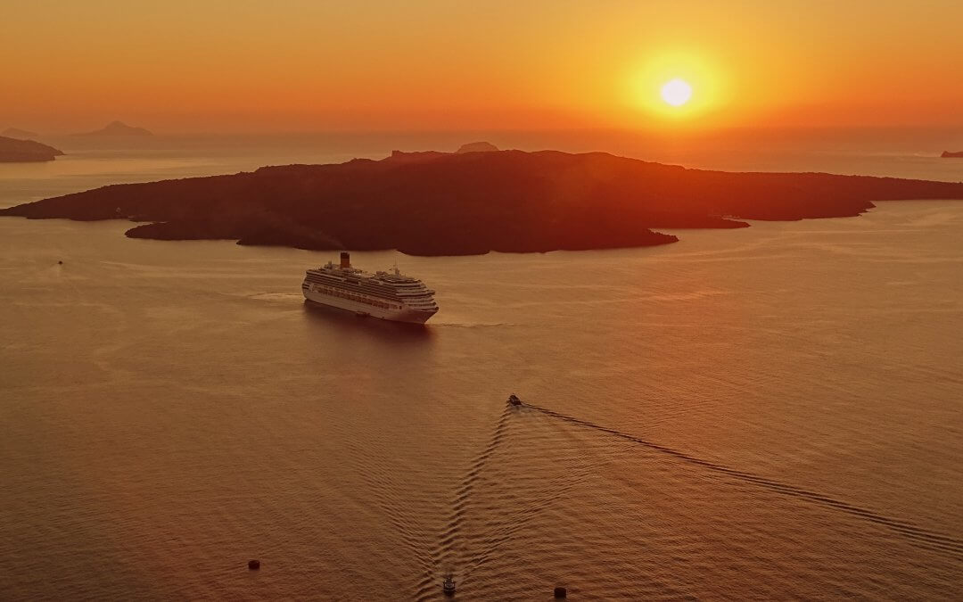 Far-flung cruises on the up