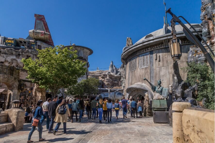 Star Wars: Galaxy's Edge Makes History with Epic Debuts at Disneyland Park