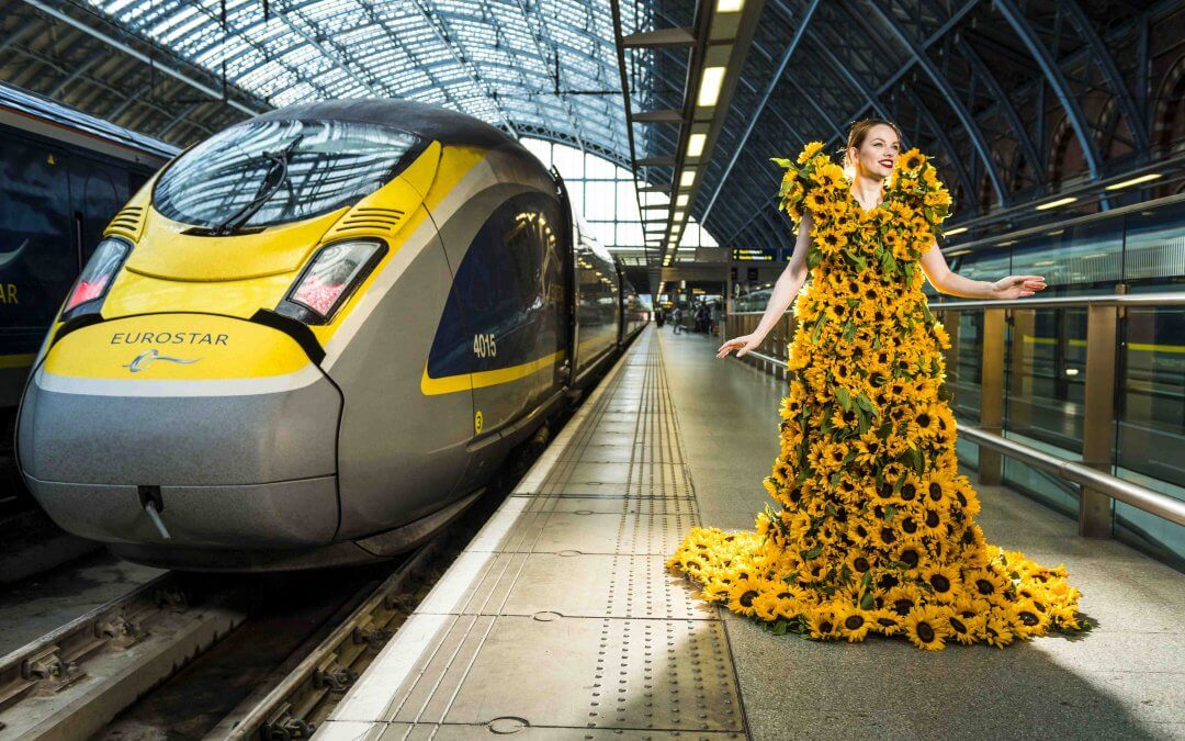 Eurostar adds new London to Amsterdam service