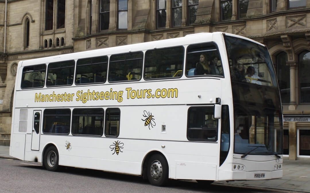 Greatdays launches new Manchester Bus Tour