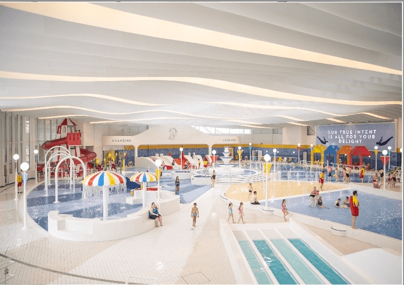 New £40m pool showcases Butlin's Conference & Events facilities