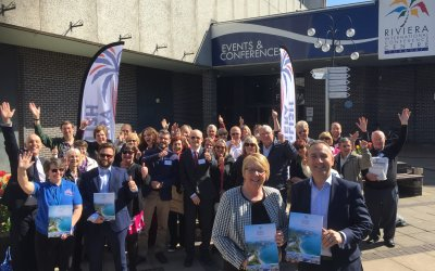 Sign up for the 2020 English Riviera Group Buyer Showcase