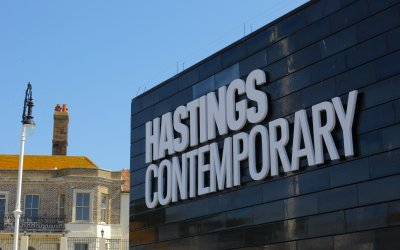 Hastings Contemporary opens this weekend