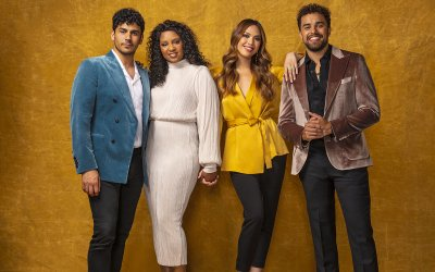 Meet the cast of The Prince of Egypt