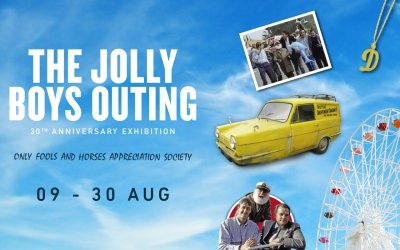 Only Fools and Horses returns to Dreamland
