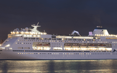 Cruise ship experience for groups with CMV