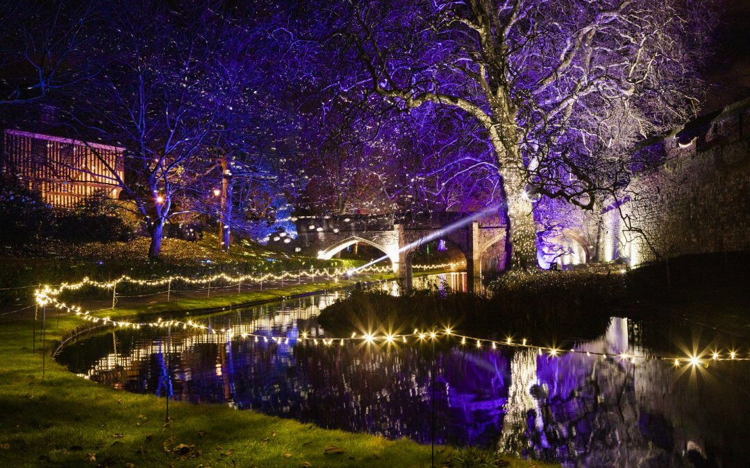 Enchanted Evenings with English Heritage