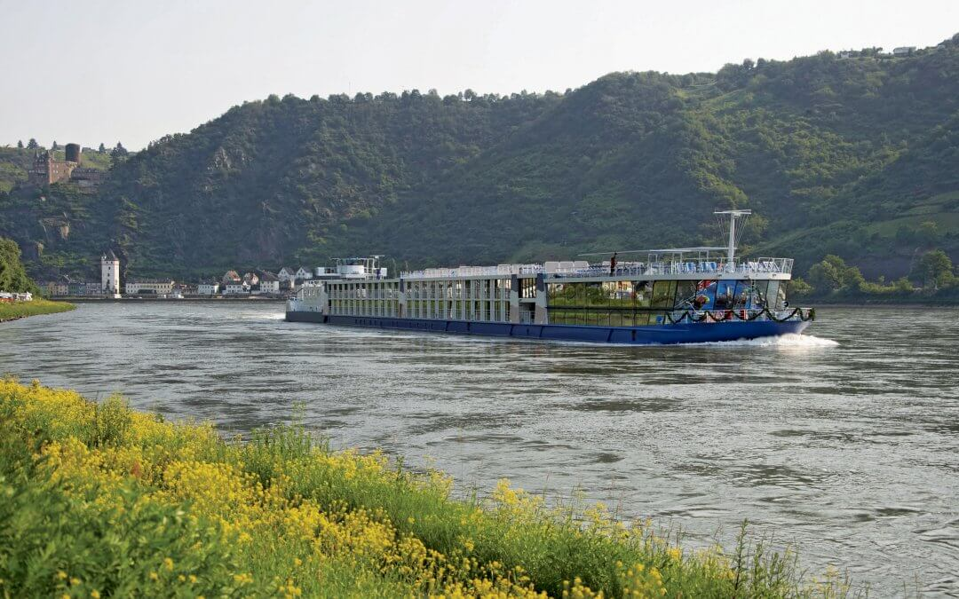 Sail into 2020 with The River Cruise Line
