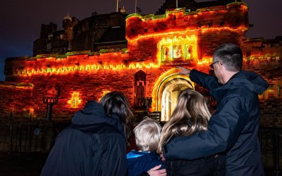 Castle of Light hosts special access night