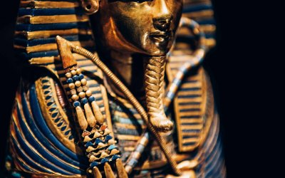 Tutankhamun: Treasures of the Golden Pharaoh opens in London
