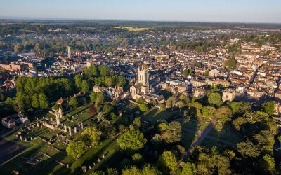 Bury St Edmunds celebrates 1,000 years of history