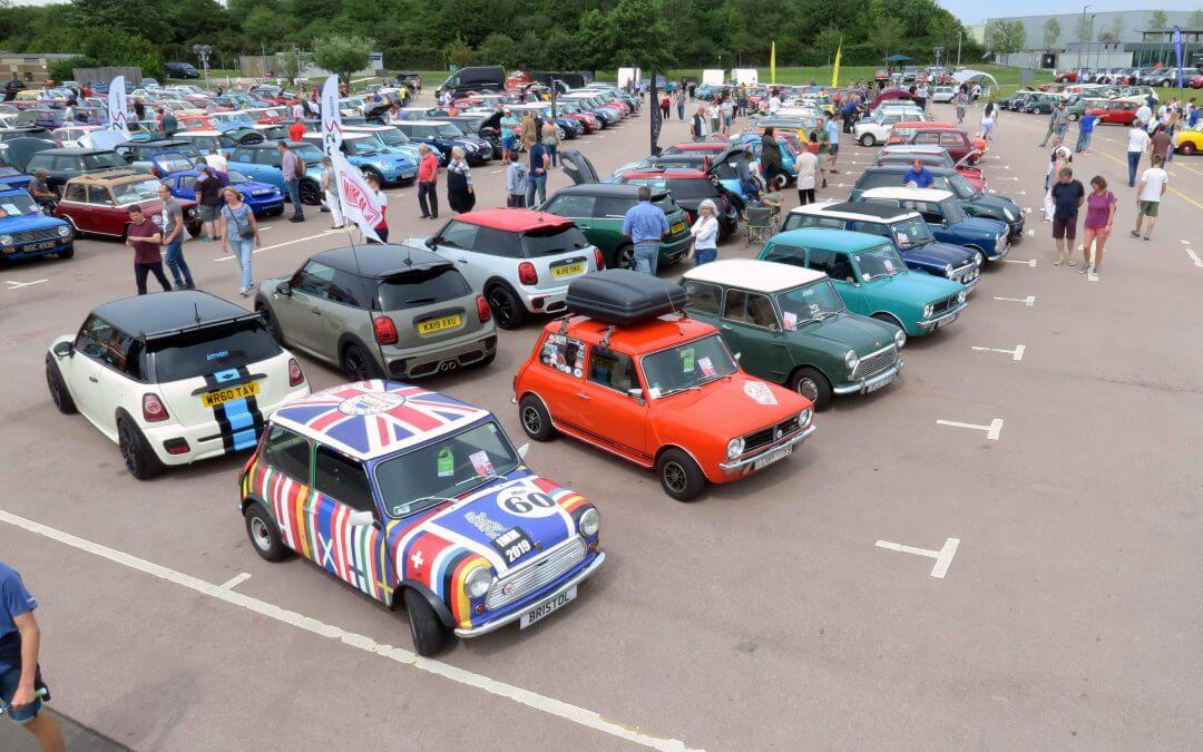 2020 shows at The British Motor Museum