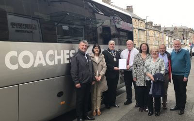 West Yorkshire town shortlisted for top coach award