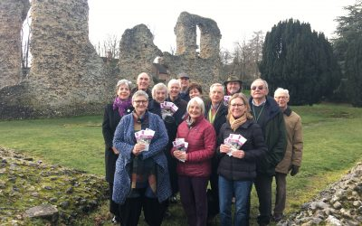 New series of historic tours launched in Bury St Edmunds