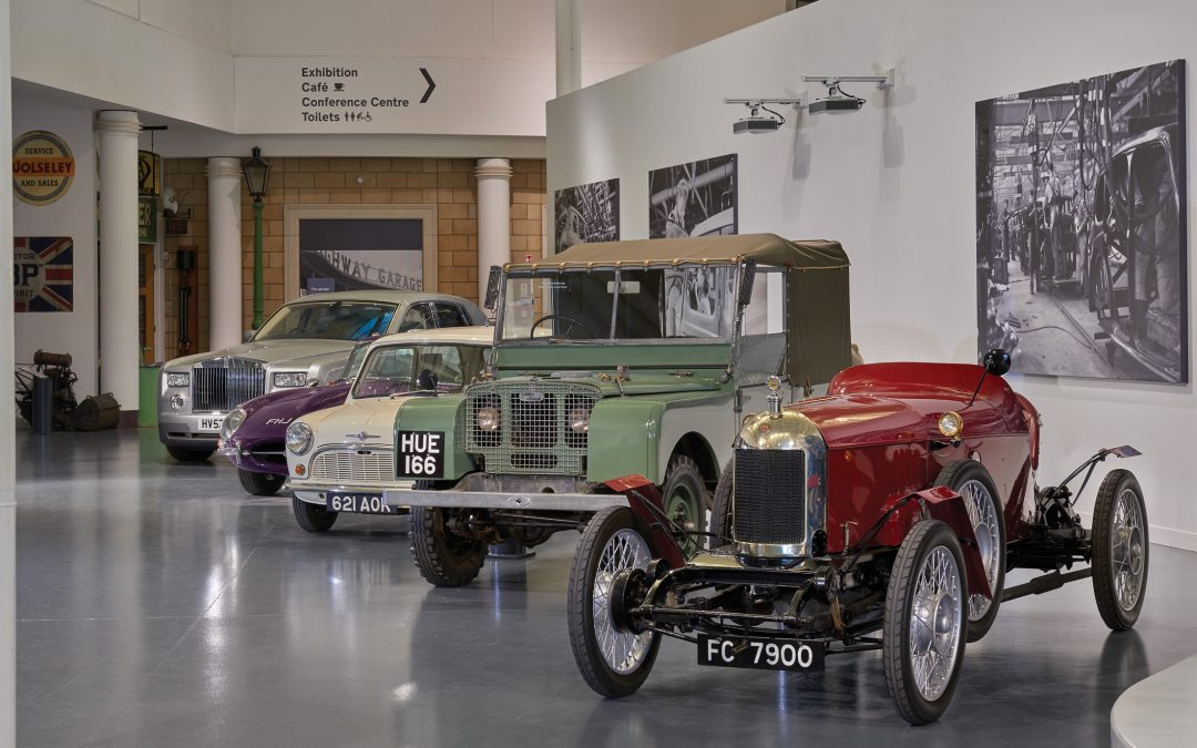 British Motor Museum is 'Good to Go'