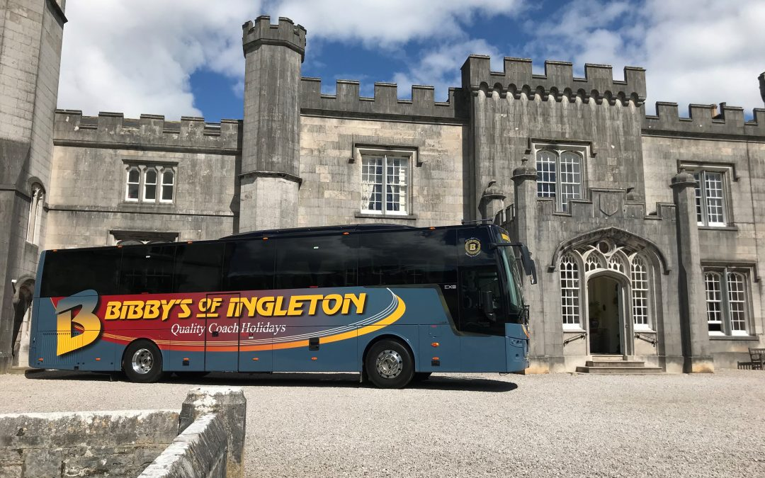 Leighton Hall & Bibby's of Ingleton get set to welcome groups