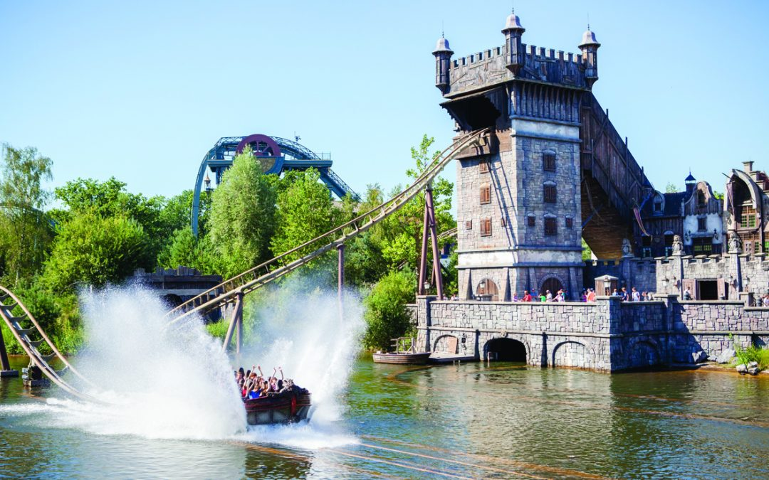 Explore Efteling this summer