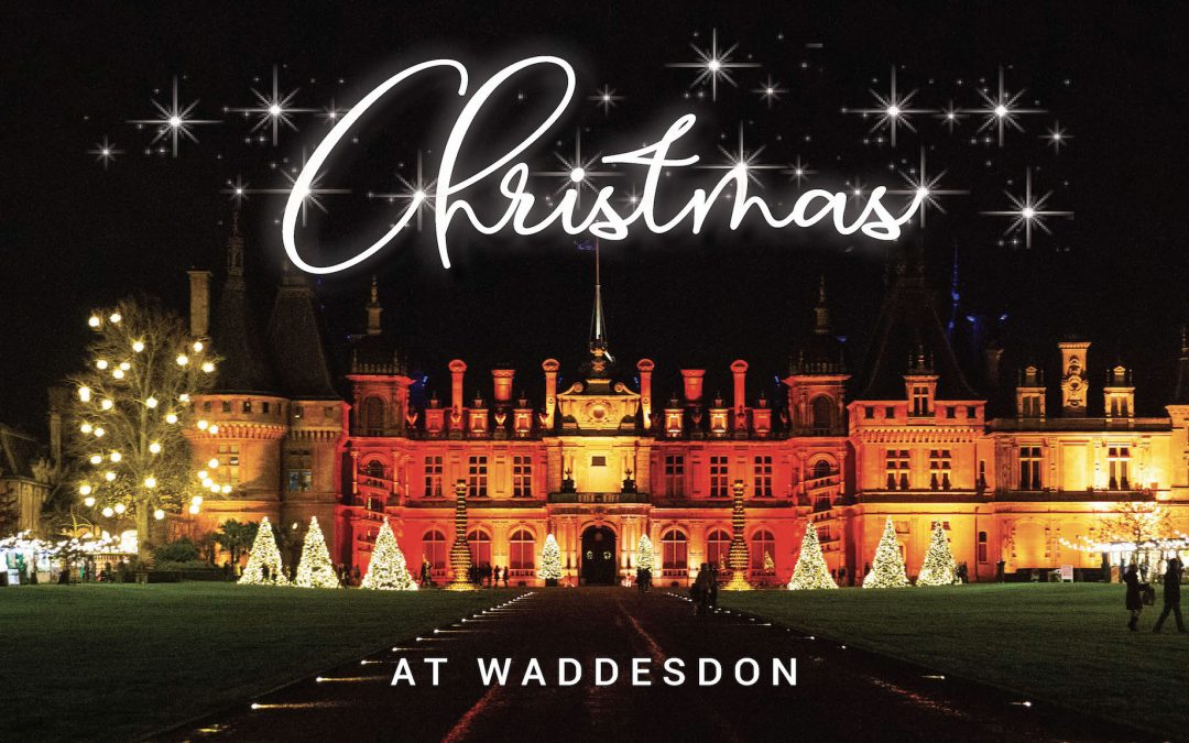 Christmas at Waddesdon is set to return