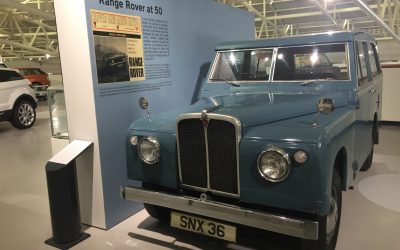 British Motor Museum shortlisted in historic awards