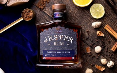 Shakespeare Distillery launches new Spiced British Rum