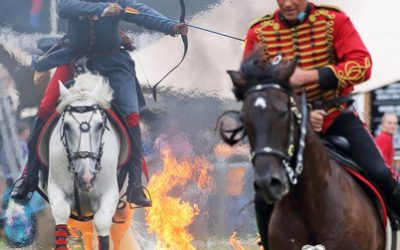 Bring on the Cossack warriors…
