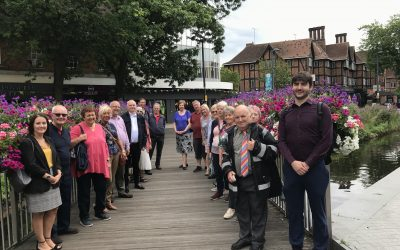 Watford Showcase sees operators 'on the town'